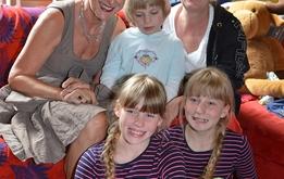 Pflegefamilie Eberz