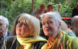 Grünes Sommerfest mit Claudia Roth
