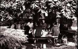 Garten der Landkommune Wurmberg