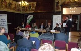BUND diskutiert über Tierschutz, Landwirtschaft und Verbraucherschutz