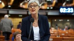 Rede beim Europarat zum Stimmrechtsentzug für Russland