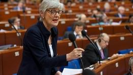 Rede beim Europarat zur Lage in der Ukraine