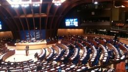 Rede im Europarat zu Sanktionen gegen Parlamentarier