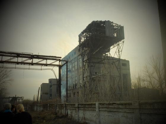 Industriebrachen Donbass
