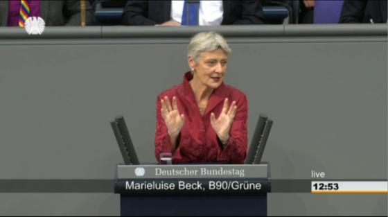OSZE Plenardebatte 12. November 2015