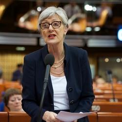 Marieluise Beck Europaratsrede 10.4.2014 Stimmrechtsenzug Russland