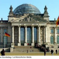(c) Deutscher Bundestag / Lichtblick/Achim Melde