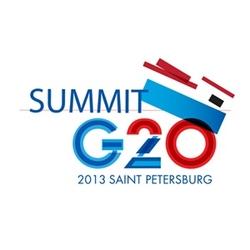 Gipfel der G-20 in St. Petersburg 2013
