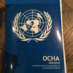 UN OCHA Ukraine